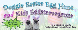 Easter Egg Hunt Banner 2018